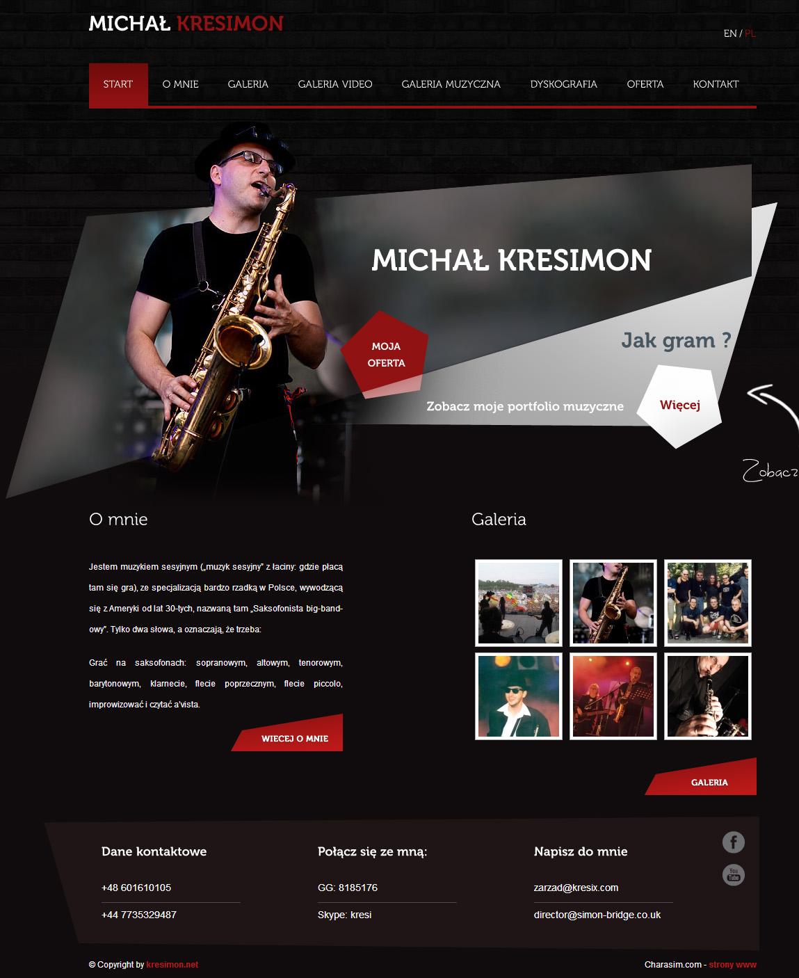 Michał Kresimon 1