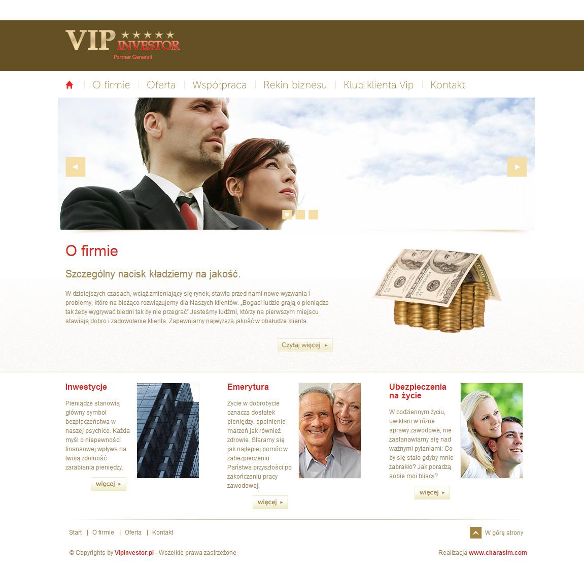 Vip investor 1