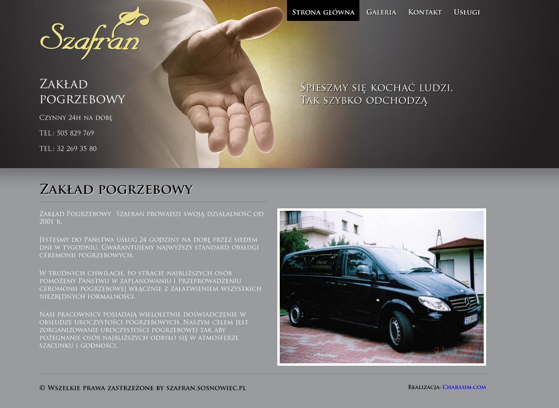 Szafran 1