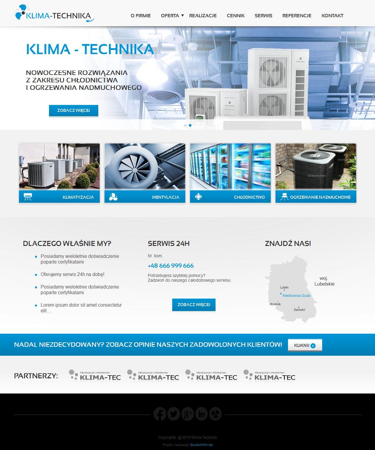 Klima Technika 1