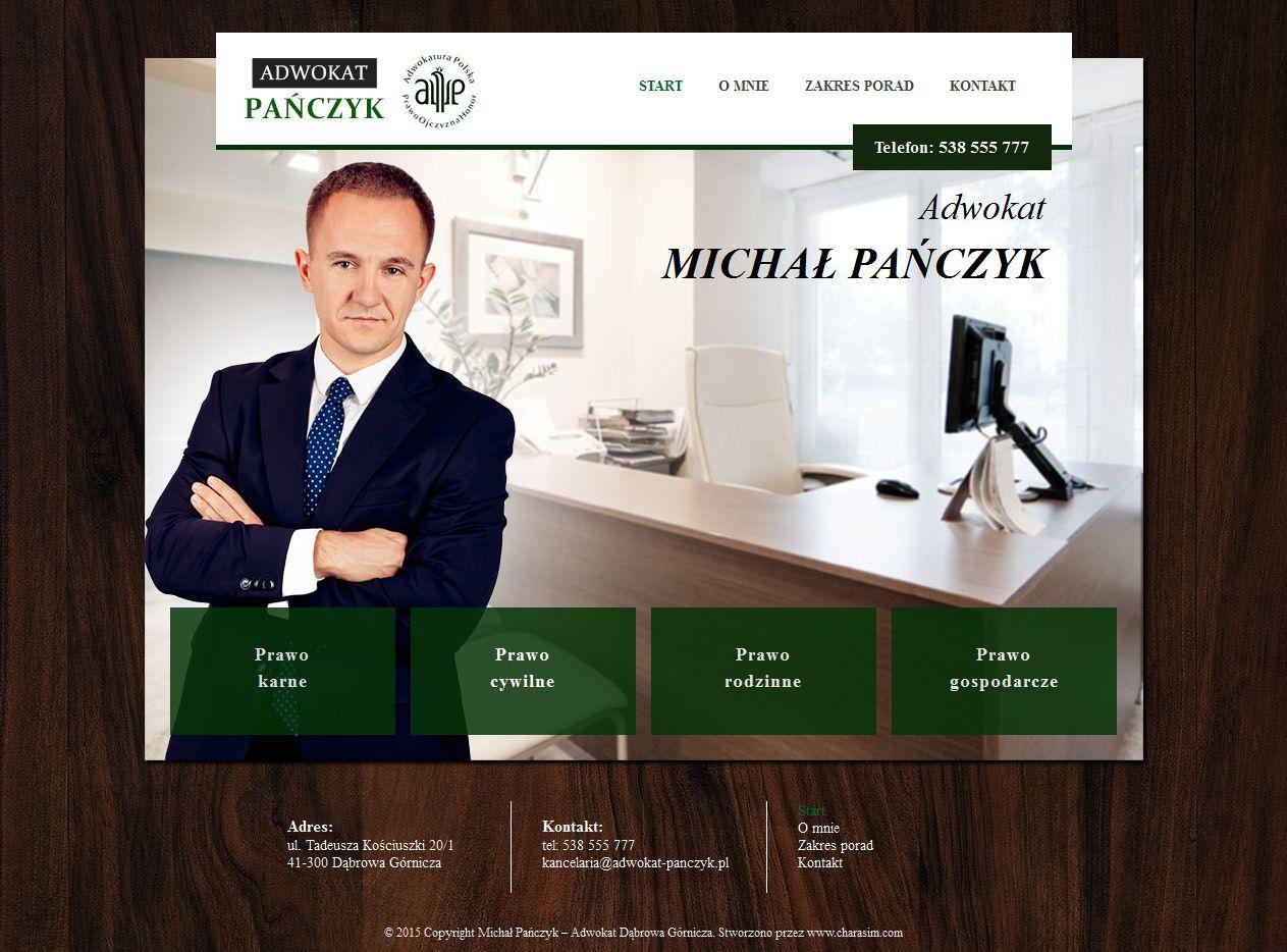 Adwokat Pańczyk 1