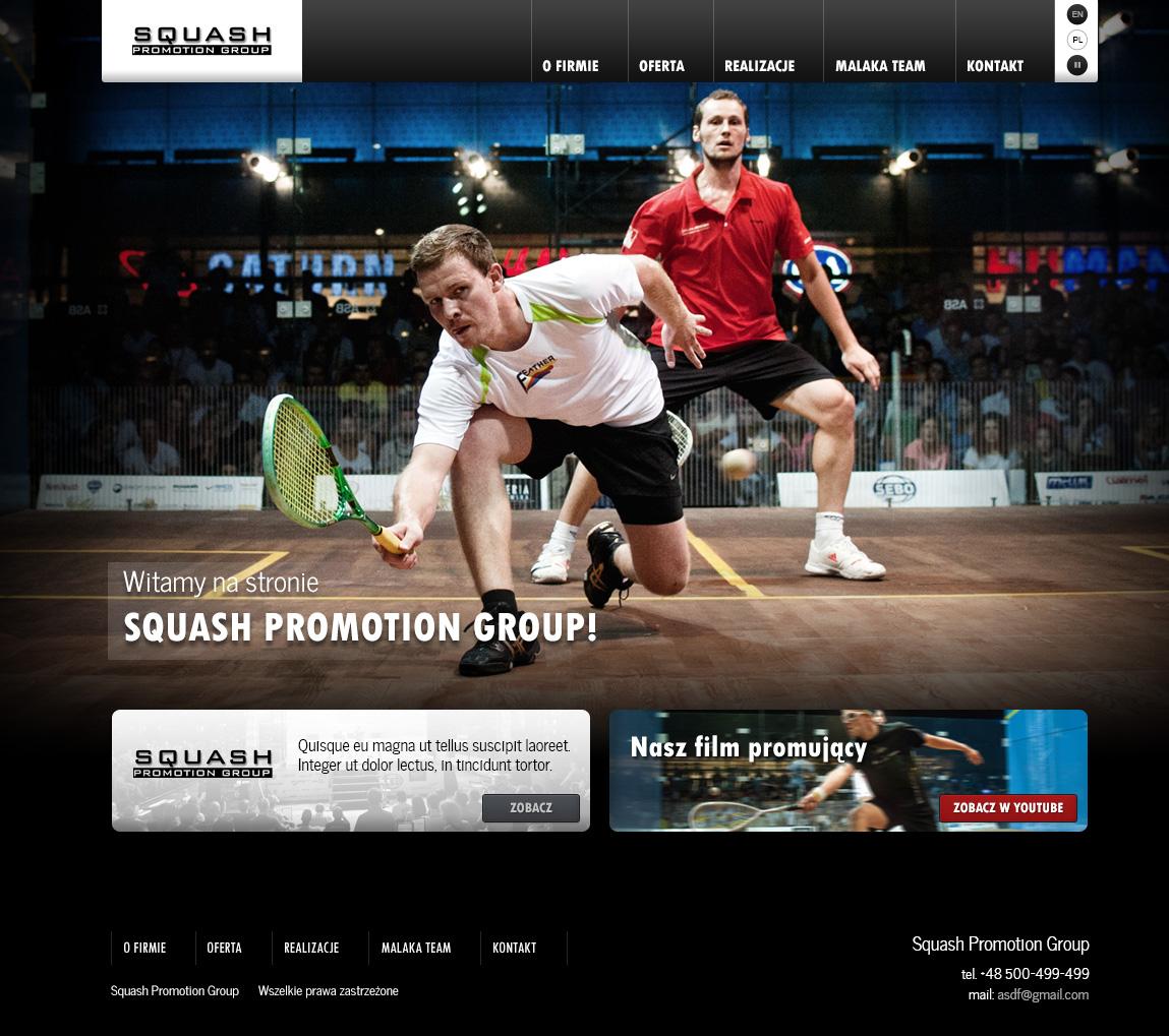 Squash Promotion Group 1