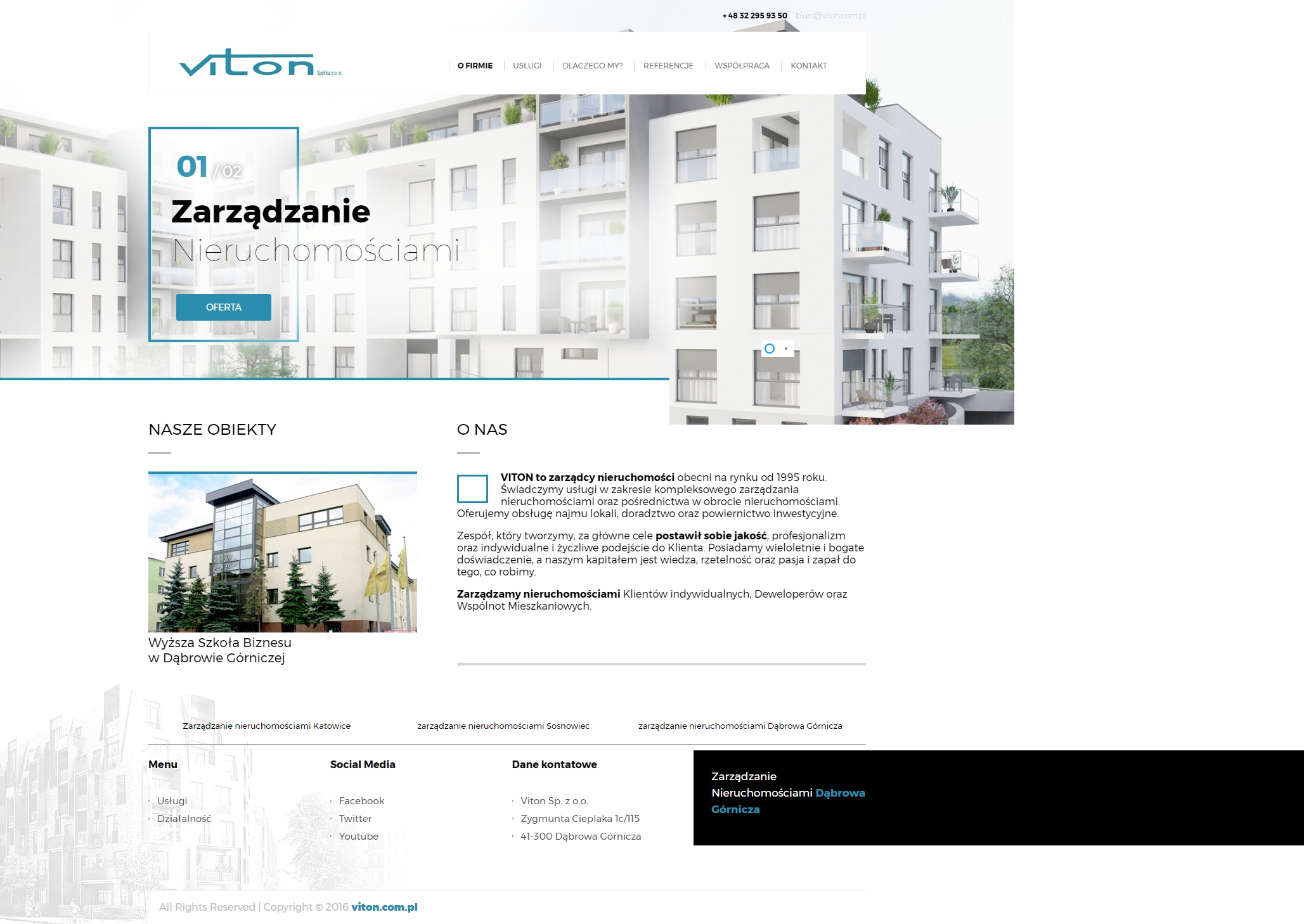Zarządzanie Nieruchomościami Viton 1