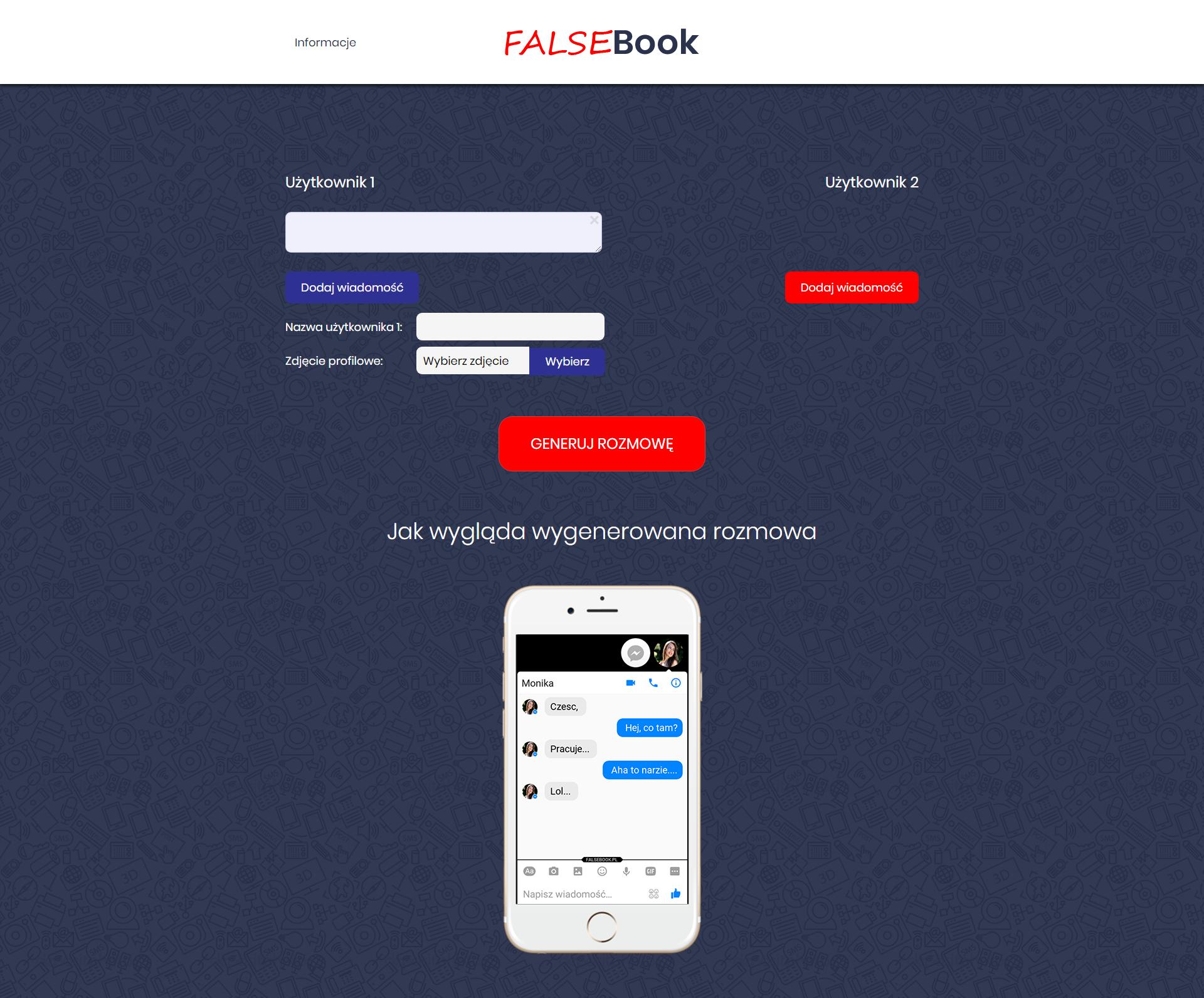 falsebook 1