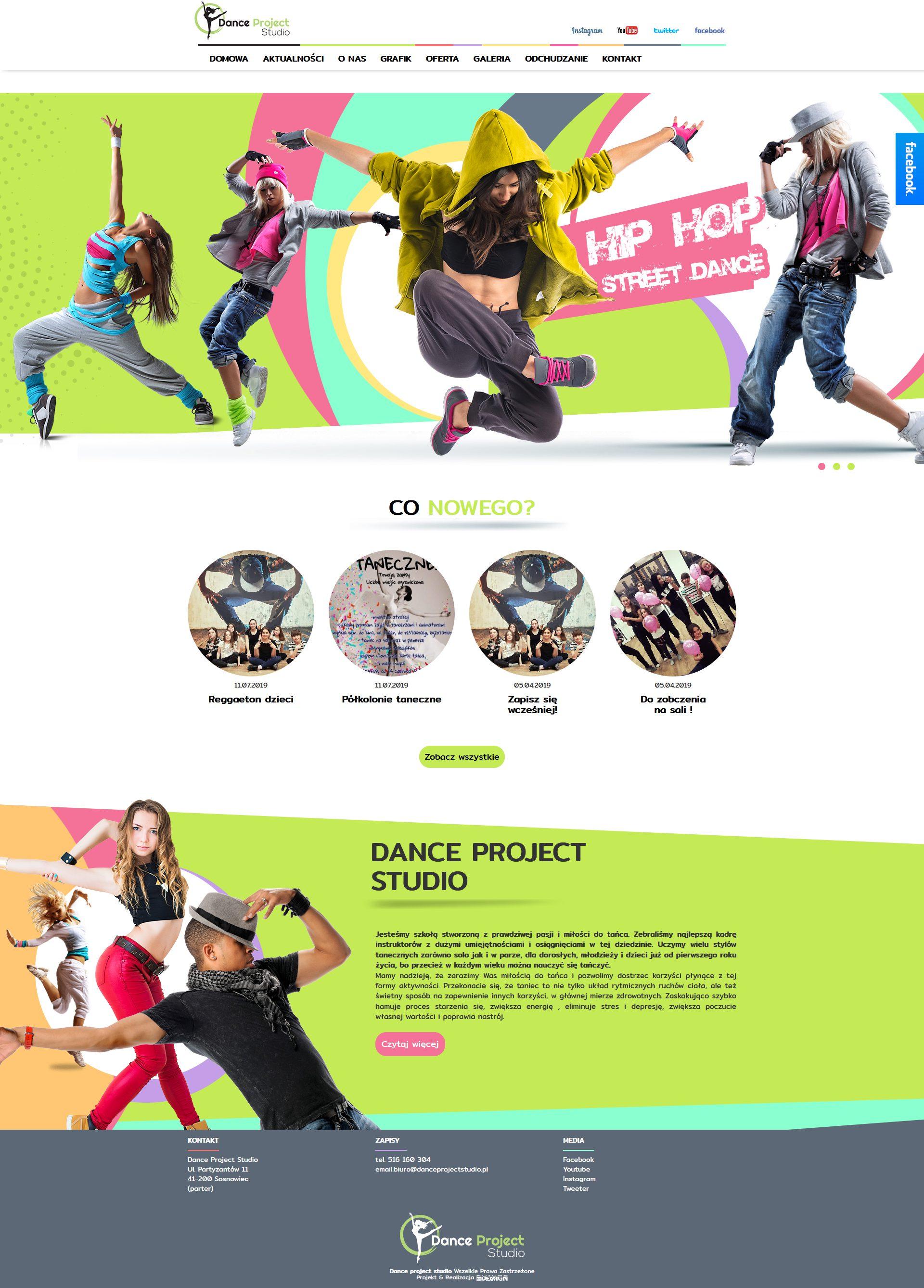 Dance Project Studio 1