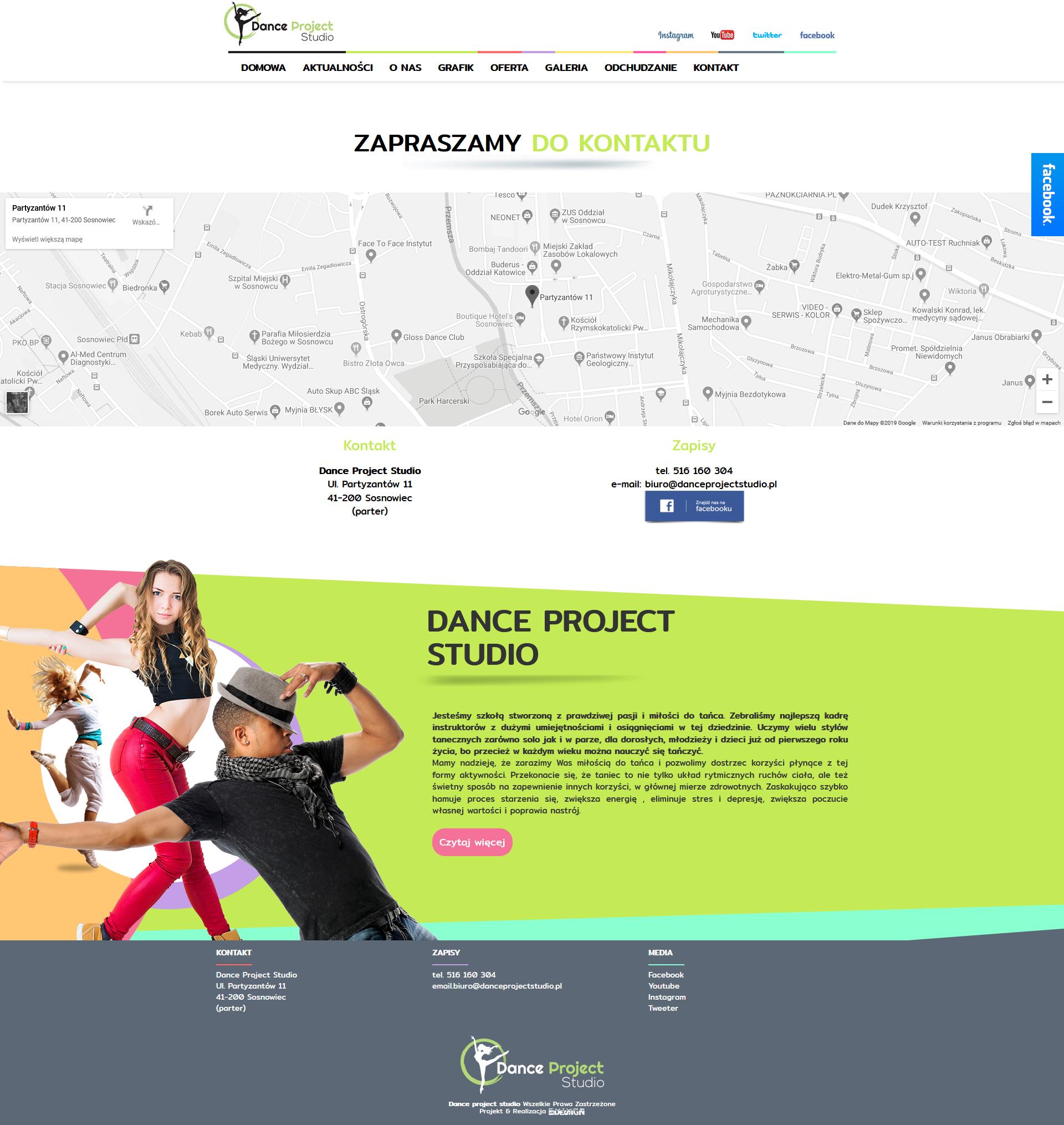 Dance Project Studio 2